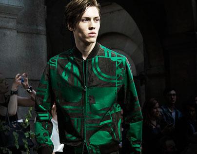 Hermès Men's S/S 2016