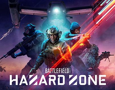 Battlefield Hazard Zone Key Art