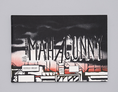 Rise and Fall of the City of Mahagonny Illustrated Book