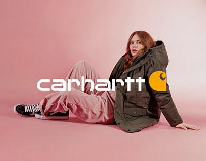 Carhartt — E-commerce