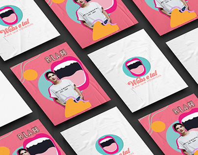 Webs e tal 2020 | Brand Identity concept