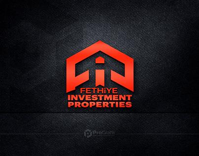 FİP Estate Logo Tasarımı