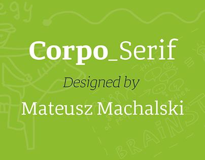 Corpo_Serif 2.0