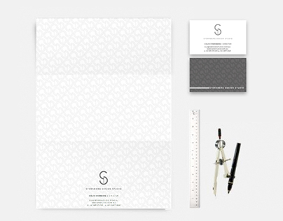 Corporate Identity/Sternberg Design Studio