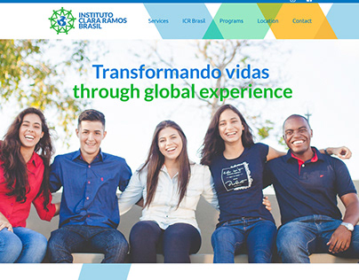 Site ICR Brasil
