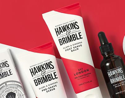 Hawkins and Brimble - Brand Creation and Marketing