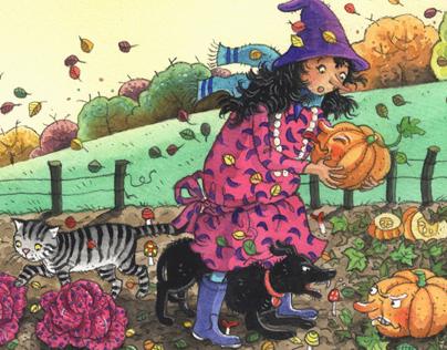 Belladonna: Belladonna viert Halloween