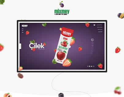 Mixmey Website