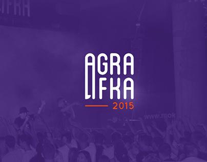 Agrafka 2015 - hip hop festival