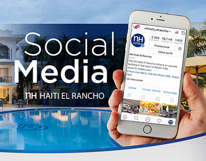 Social Media Banner NH Haiti El Rancho