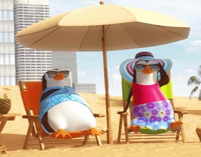 Pingüinos - Viajeros