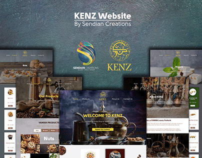 KENZ Website