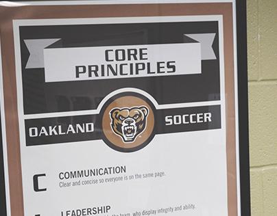 Oakland University | Women's Soccer Makeover