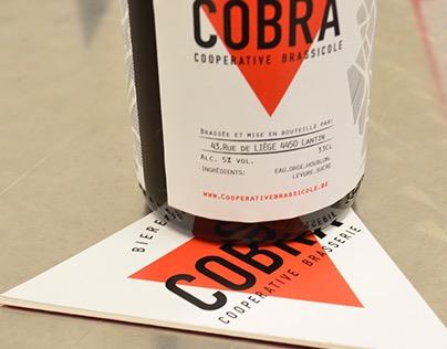 Bière Cobra / Visual Identity