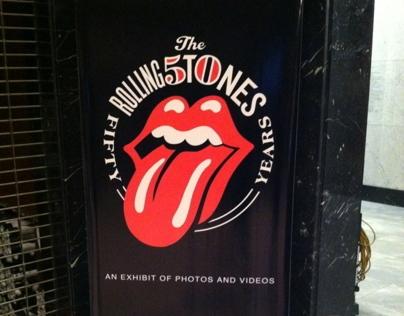 The Rolling Stone Paley Center Exhibit/Shop Design
