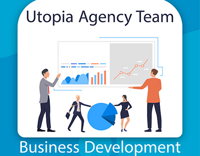 Utopia Agency Team Business Development