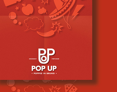 Pop Up Gourmet Popcorn