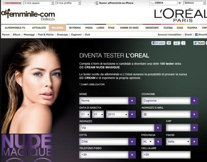 L'Oreal Paris CC Cream