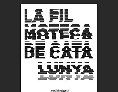 La Filmoteca de Catalunya - Poster Proposal