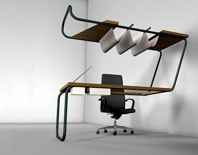P-desk