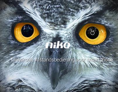 NIKO - Universal Remote