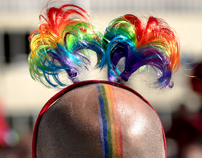 The Gay Pride in Iceland 2019
