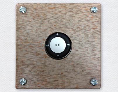 Apple iPod Shuffle Wall Mounts