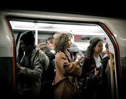 Underground     / London, UK