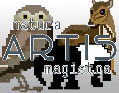 Artis Pixel Art