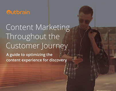 Outbrain // Content Marketing eBook