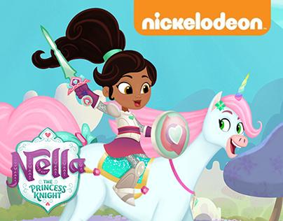 Nella, The Princess Knight (@Nickelodeon)