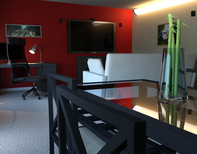 My apartment in 3D