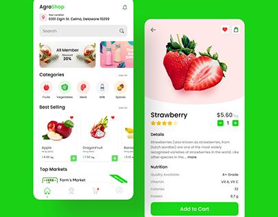 Agroshop App