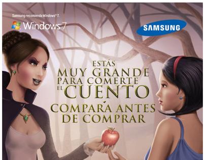 Samsung Windows 7