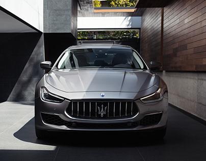Maserati Ghibli Gran Lusso MY19