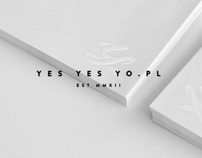YES YES YO Sneaker Store ID & WEB