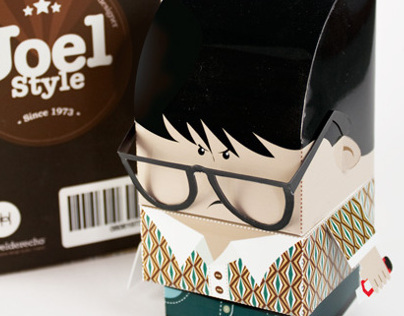 Joel Style / Paper toy