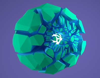 3D GIF's | The Planet Series