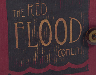 """""""The Red Flood Cometh"""" book"""