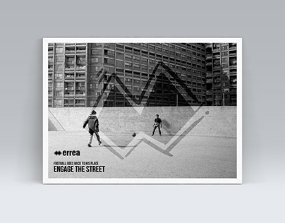 2015 — Erreà / Engage the Street