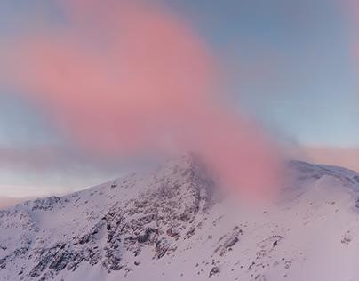 Loveland Pastel Sunrise