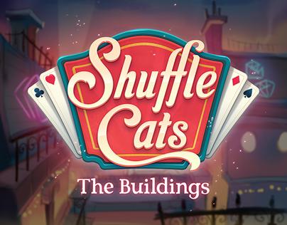 Shuffle Cats - The Buildings