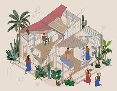 EMERGENCY HOUSING MEXICO - A HOUSE FOR EVERYONE