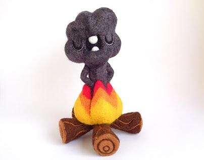 Smoke Cloud, Art Toy