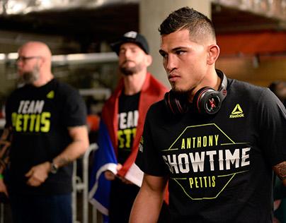 Anthony Pettis: UFC 185 Graphics