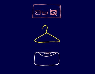 #whomademyclothes | Illustration