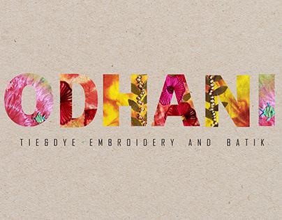ODHANI- Tie-dye, Embroidery & Batik