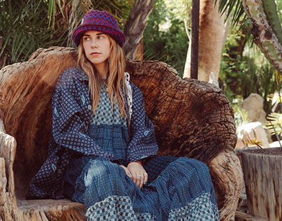Courtney Trop for Free People