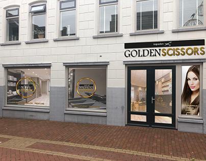 Golden Siccors