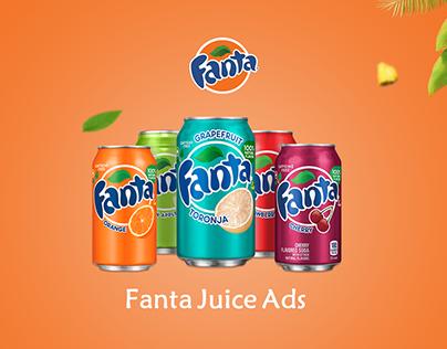 FANTA - Ads